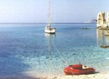Anchoring at CYCLADES